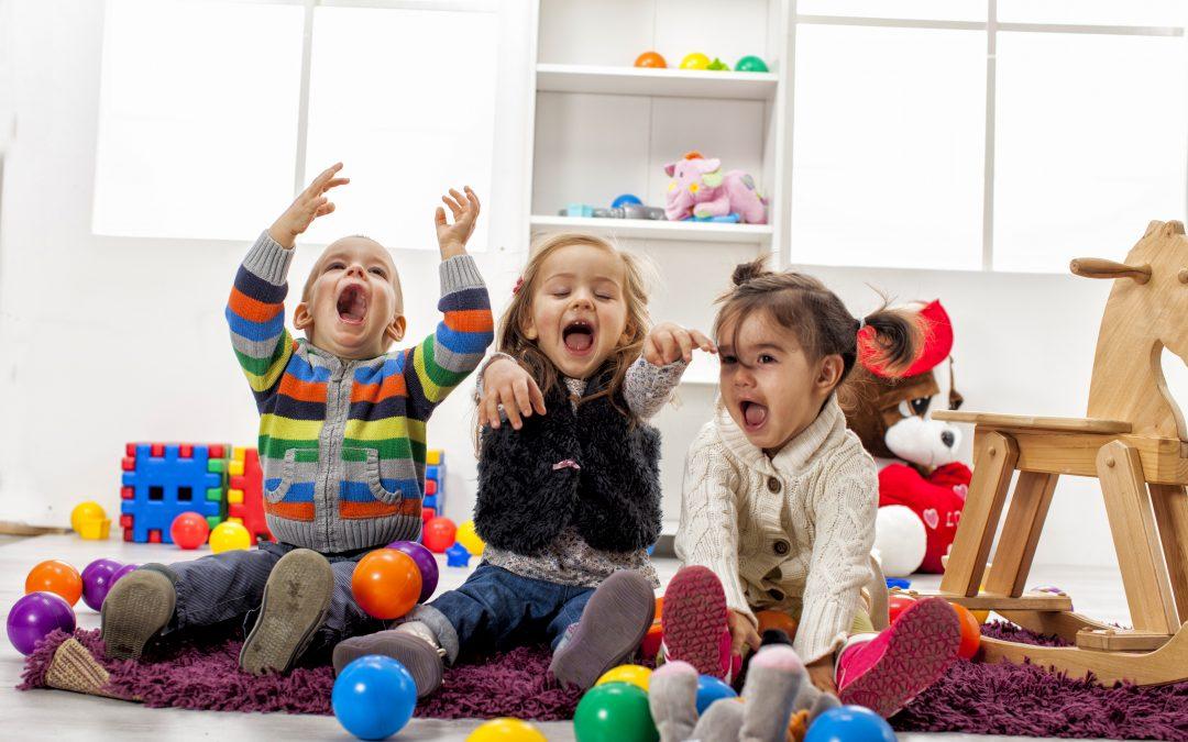 Fun, play-based preschool homeschool