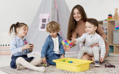 Curriculum and Activities for Homeschooling Preschool – 3-year-olds